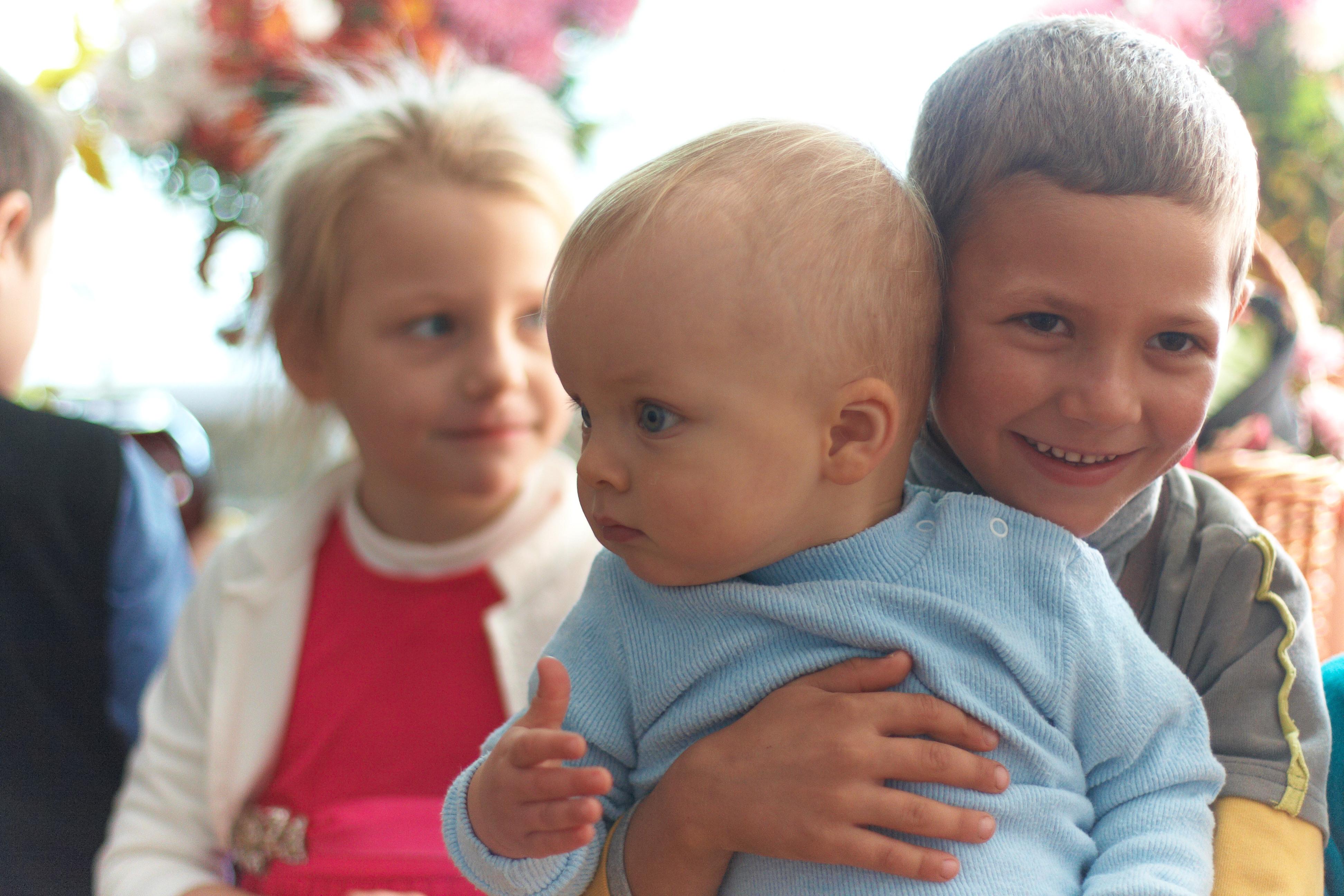 оптимальная разница в возрасте между детьми, когда планировать вторую беременность