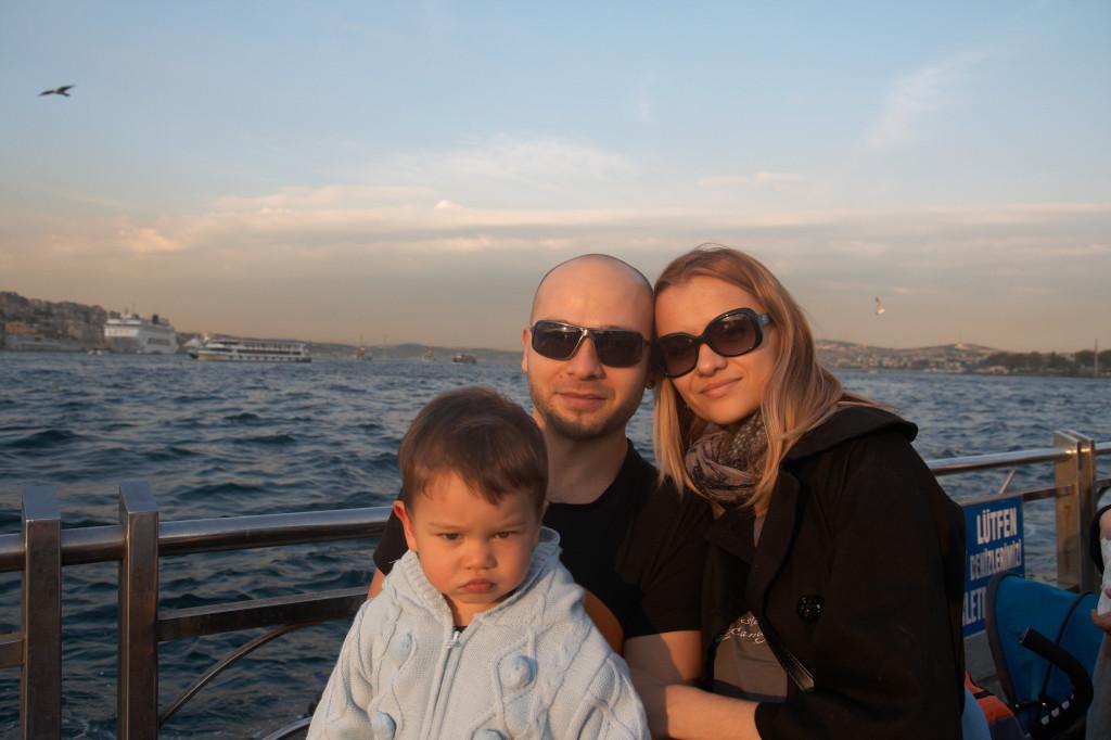 В Стамбул с маленьким ребёнком