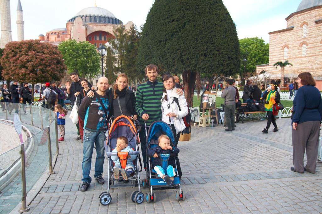 В Турцию с маленьким ребёнком, что посмотреть в Стамбуле с ребёнком