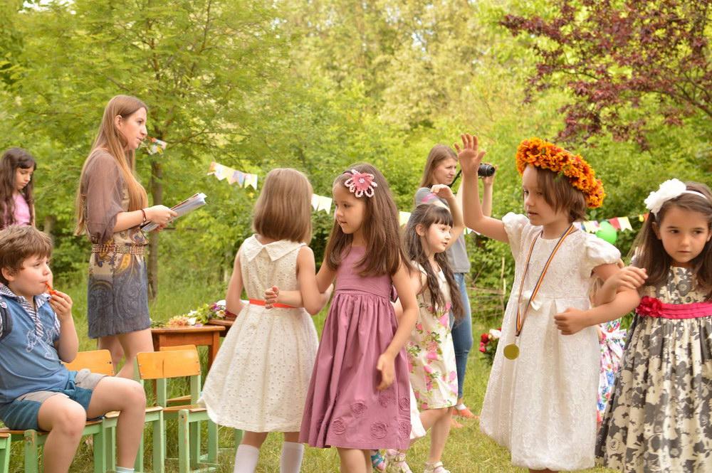 вальдорфский детский сад, Молдова, Кишинёв