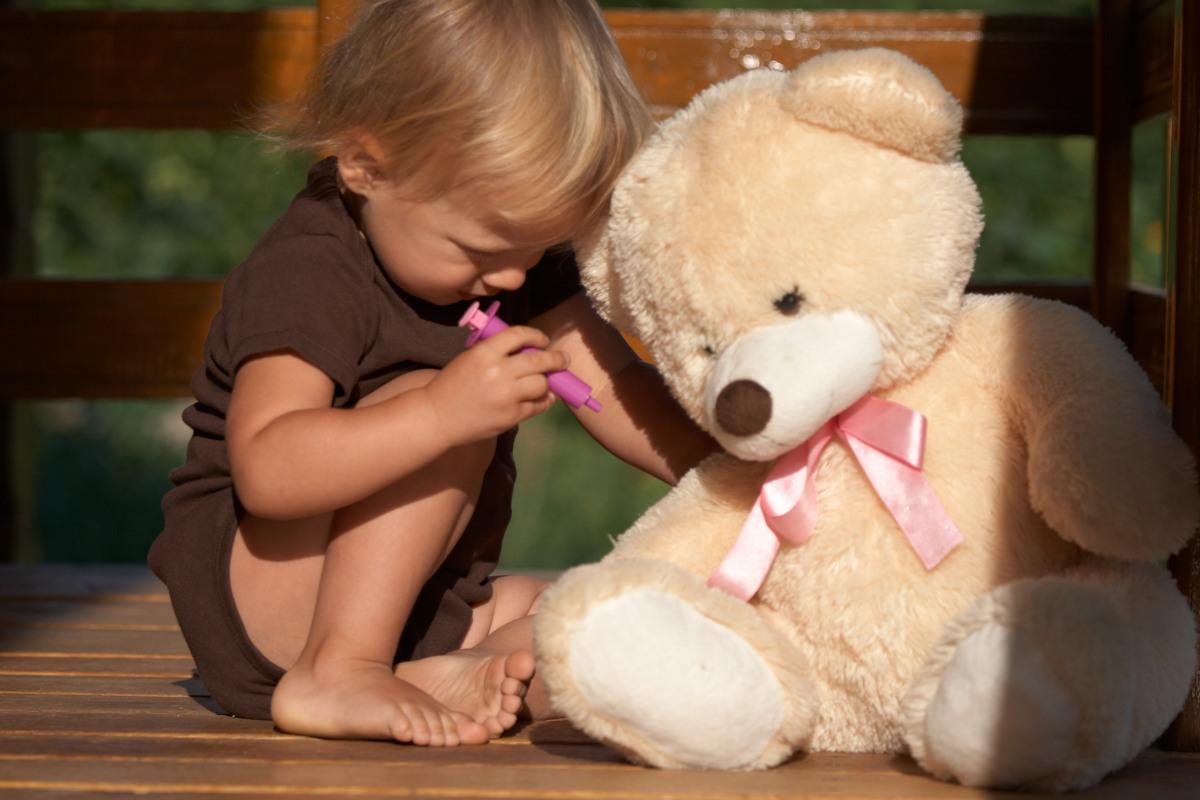 ребёнок без прививок, детский сад