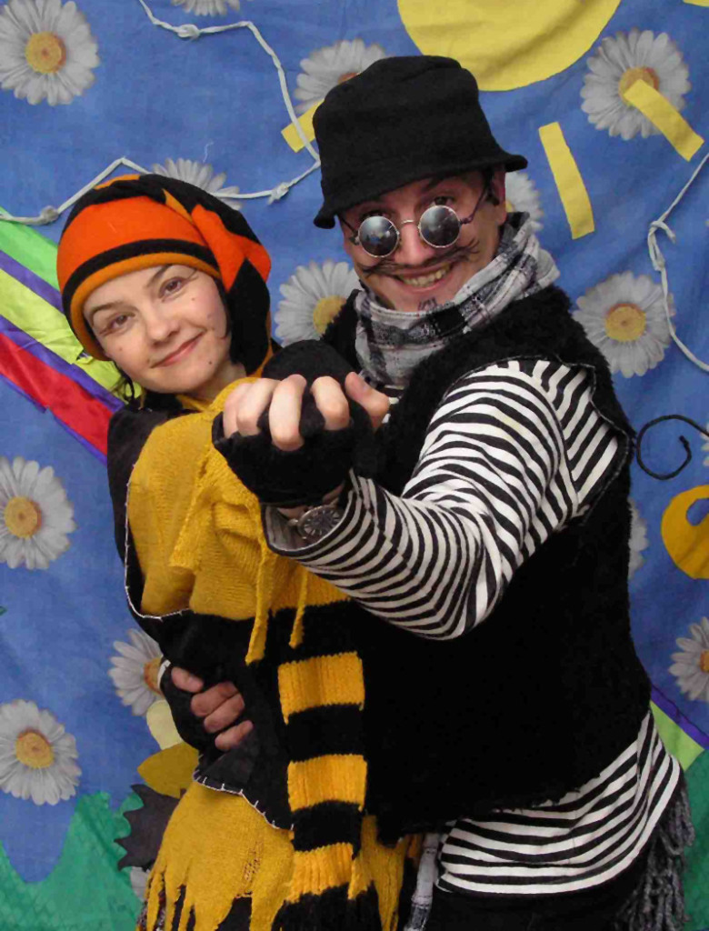 клоун артист цирк Молдова, детские дни рождения Кишинёв