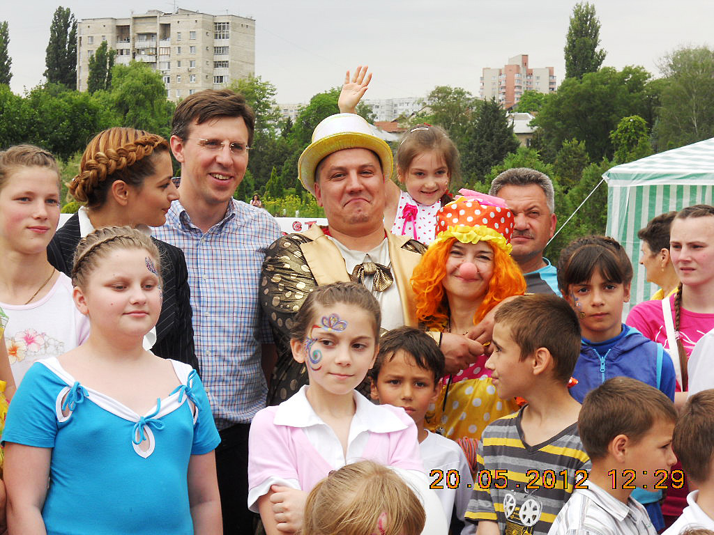 частный цирк Кишинёв Молдова, цирк Ра