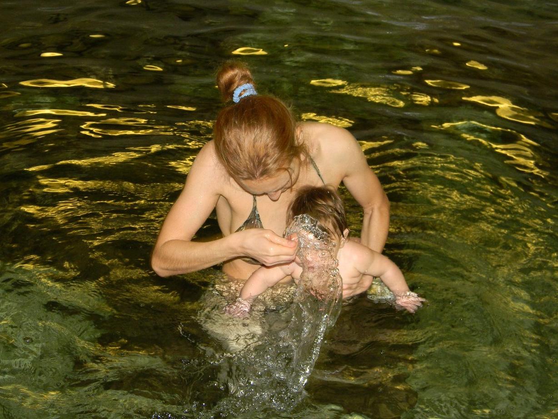 грудничковое плавание бассейн