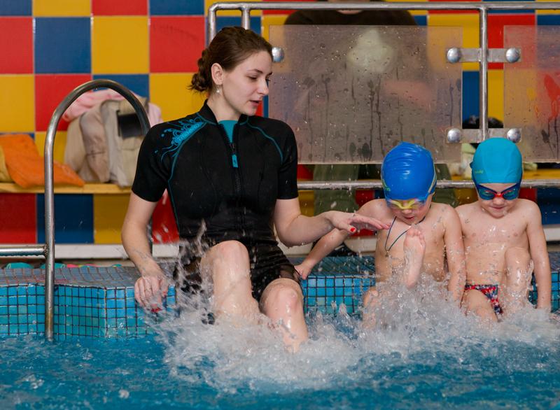 инструктор, тренер по раннему плаванию, грудничковому плаванию Молдова Кишинёв