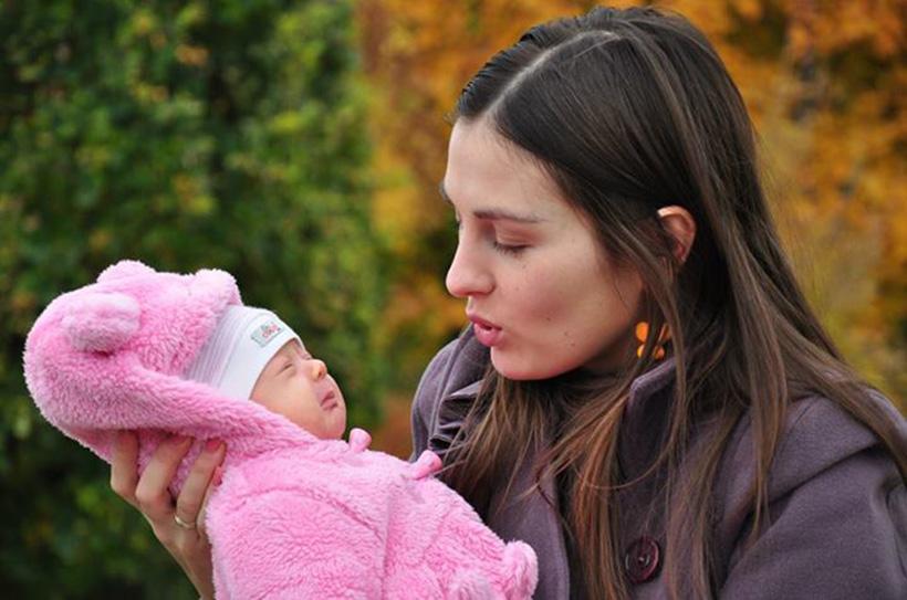 жизнь с новорожденным