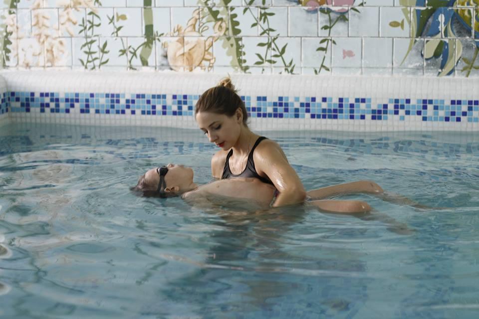 Марина Ващенко мастер спорта по плаванию Молдова Кишинёв