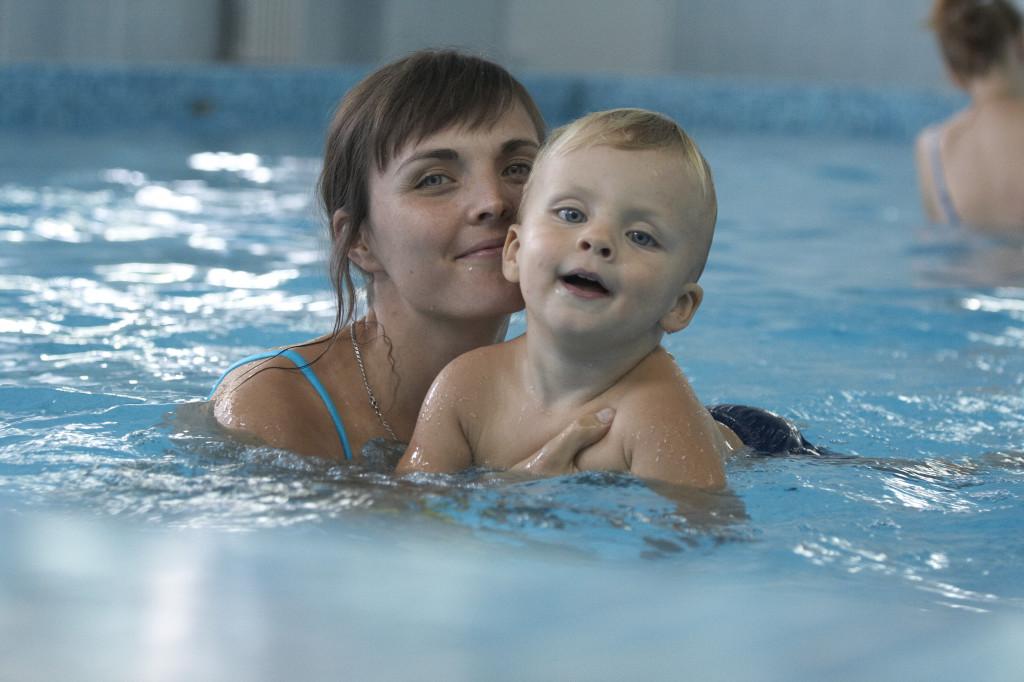 плавание для детей 1, 2, 3, 4 года Кишинёв