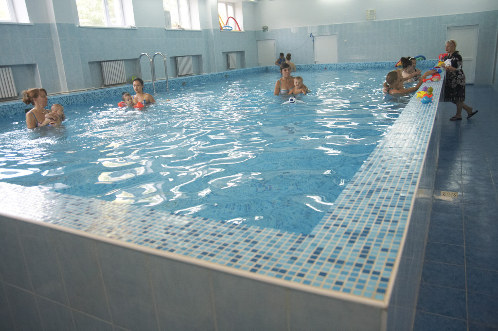 плавание для детей, бассейн, Кишинёв Молдова