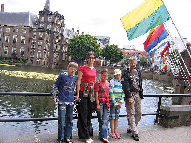 вегетарианцы Молдова, семья, дети, подростки