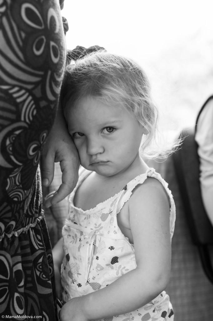 семья восемь детей Молдова