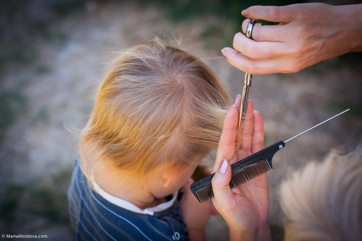 Можно ли стричь волосы до года ребенку