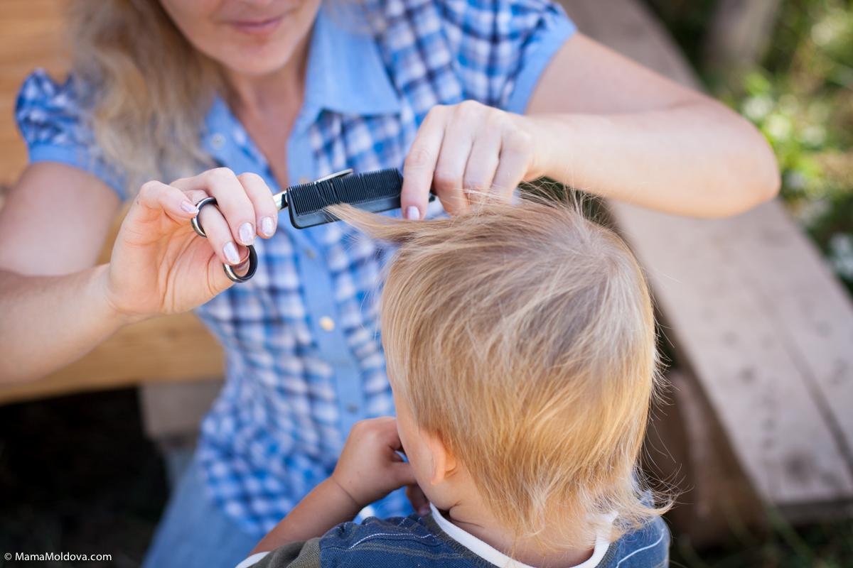 Можно ли маме стричь волосы дочке примета