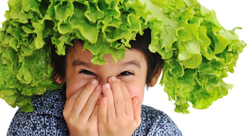 ребёнок вегетарианец, ребёнок веган, с рождения