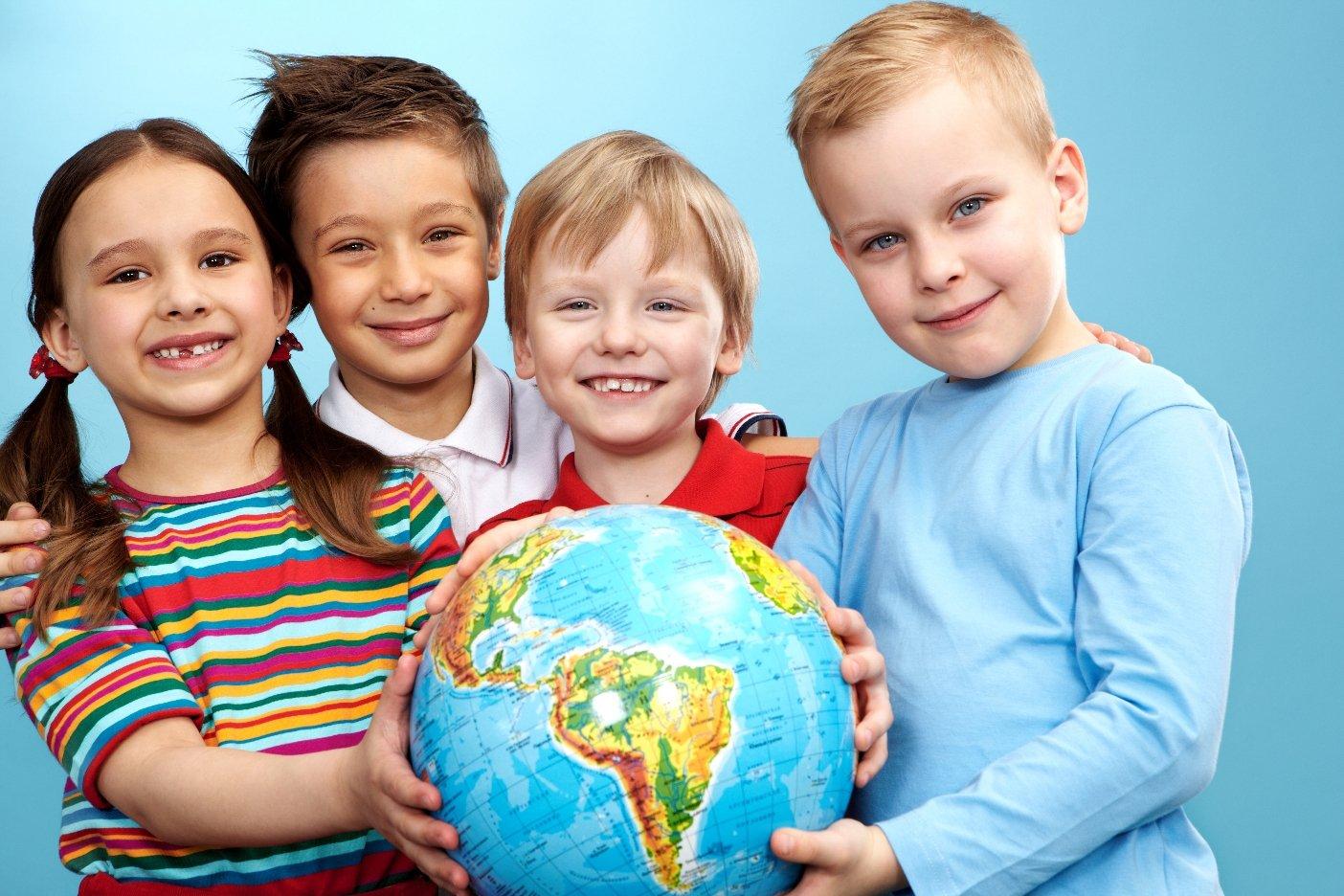 ребёнок билингв, иностранный язык с рождения