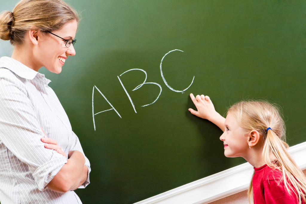 английский с пелёнок, английский для детей