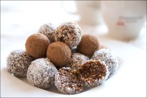 шарики из сухофруктов, рецепт, полезные конфеты