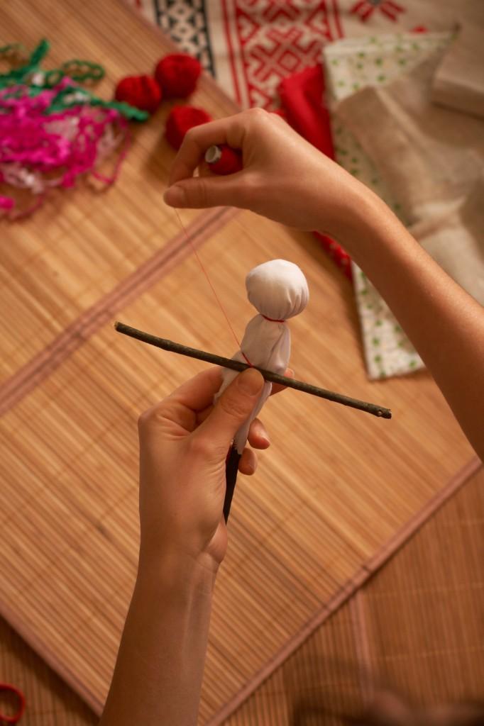 правила изготовления обережных кукол
