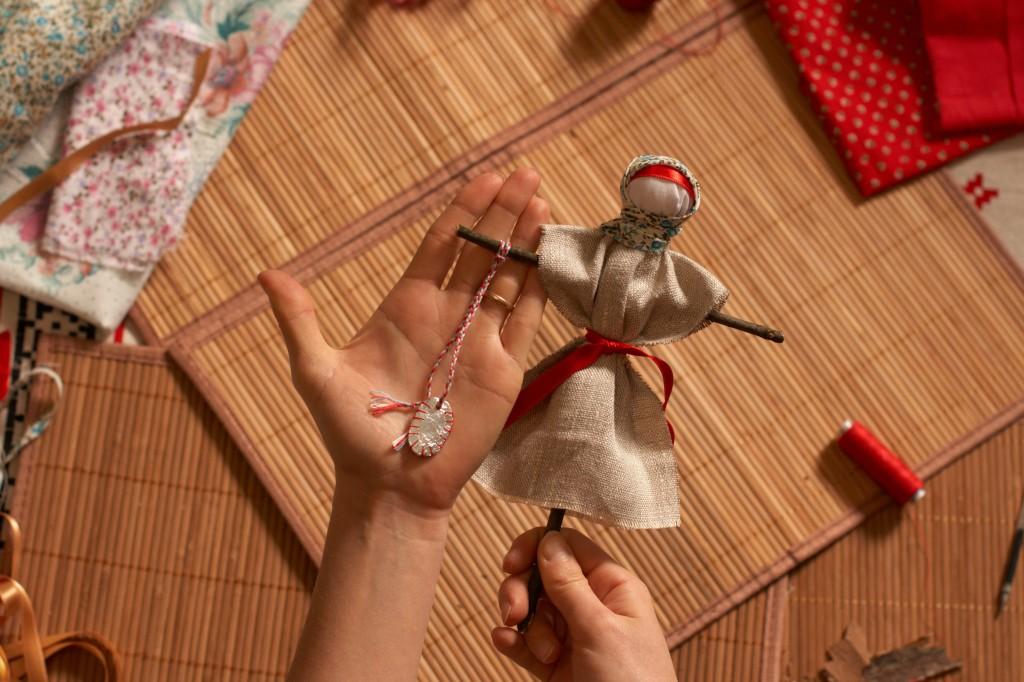 кукла желанница, мастер-класс
