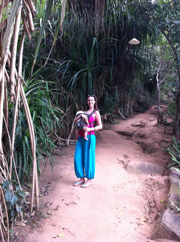 отдых в Тайланде с грудным ребёнком