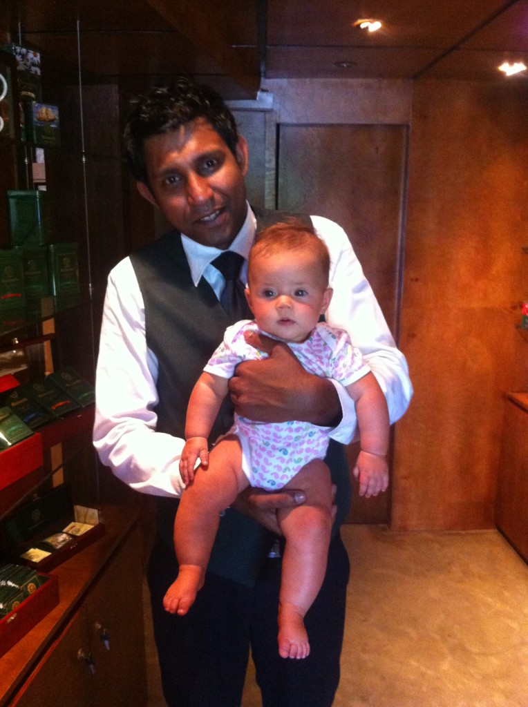 где жить на Шри-Ланке с грудным ребёнком
