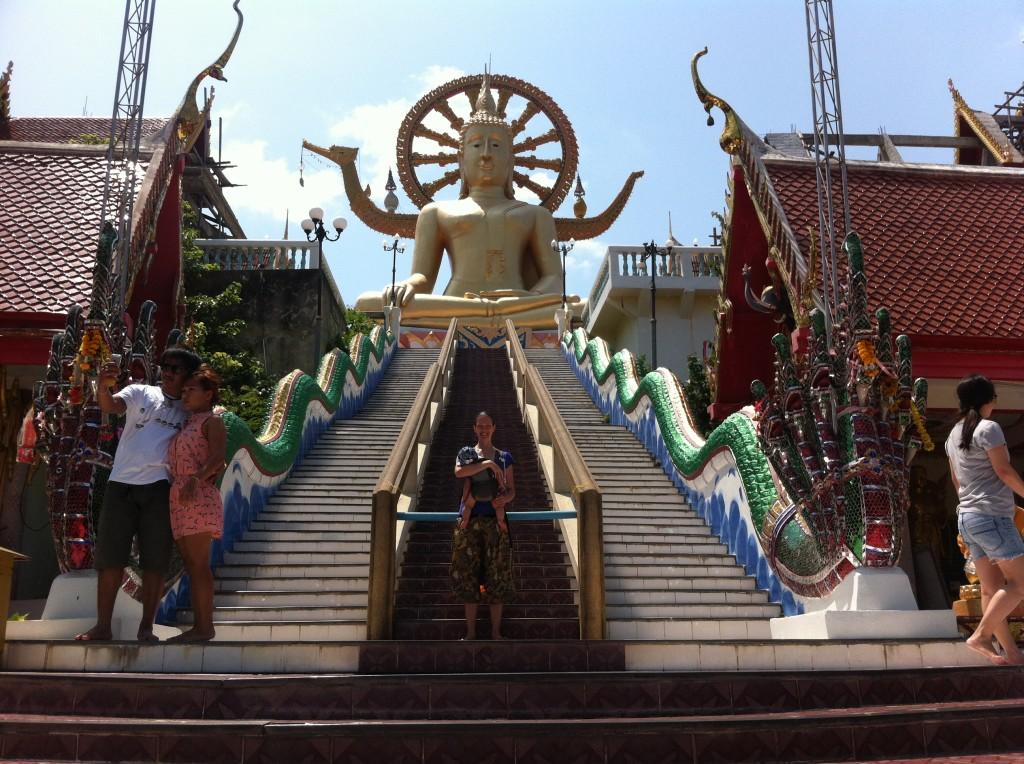 с ребёнком в Тайланд