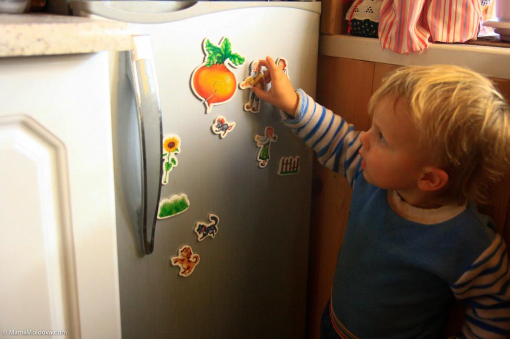 магниты на холодильник, для детей, своими руками, как сделать