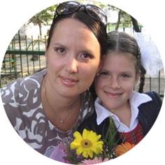 Екатерина Алексеева отношения с ребёнком