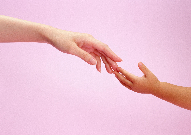 рука матери рука ребёнка, ошибки матери