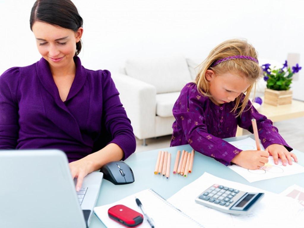 всё успевать с детьми, как совмещать работу с воспитанием ребёнка