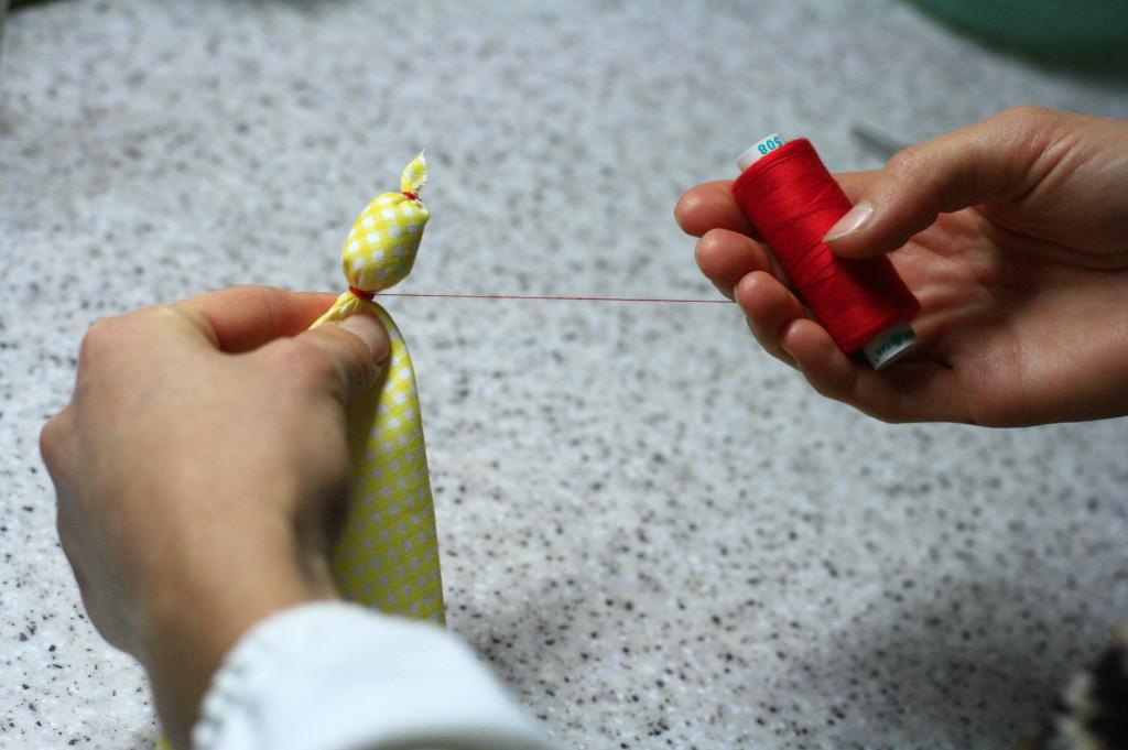 игрушка для ребёнка своими руками