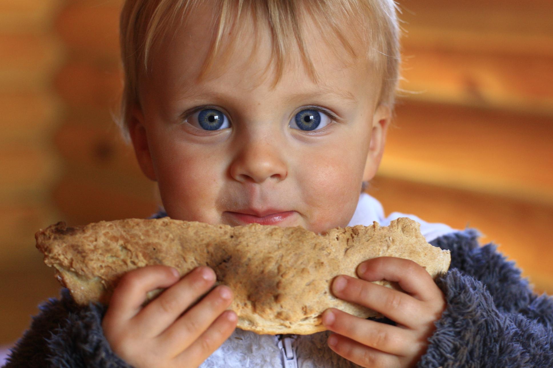 домашний хлеб, простой рецепт