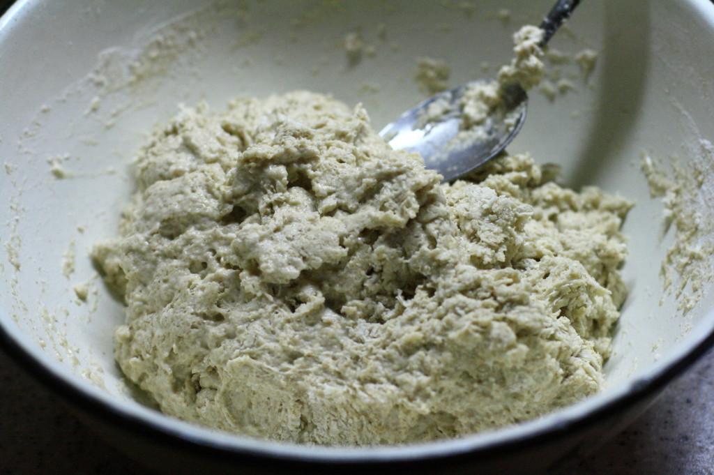 домашний хлеб, без дрожжей, без закваски