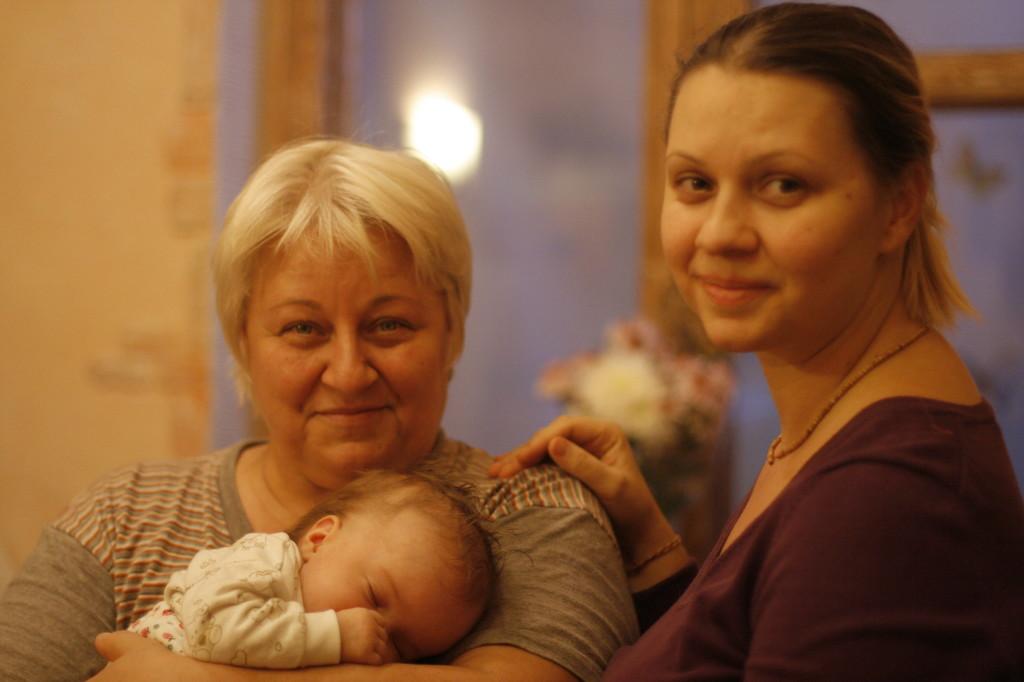 Антонина Подольская, Вероника Козленкова, спасти жизнь Веронике