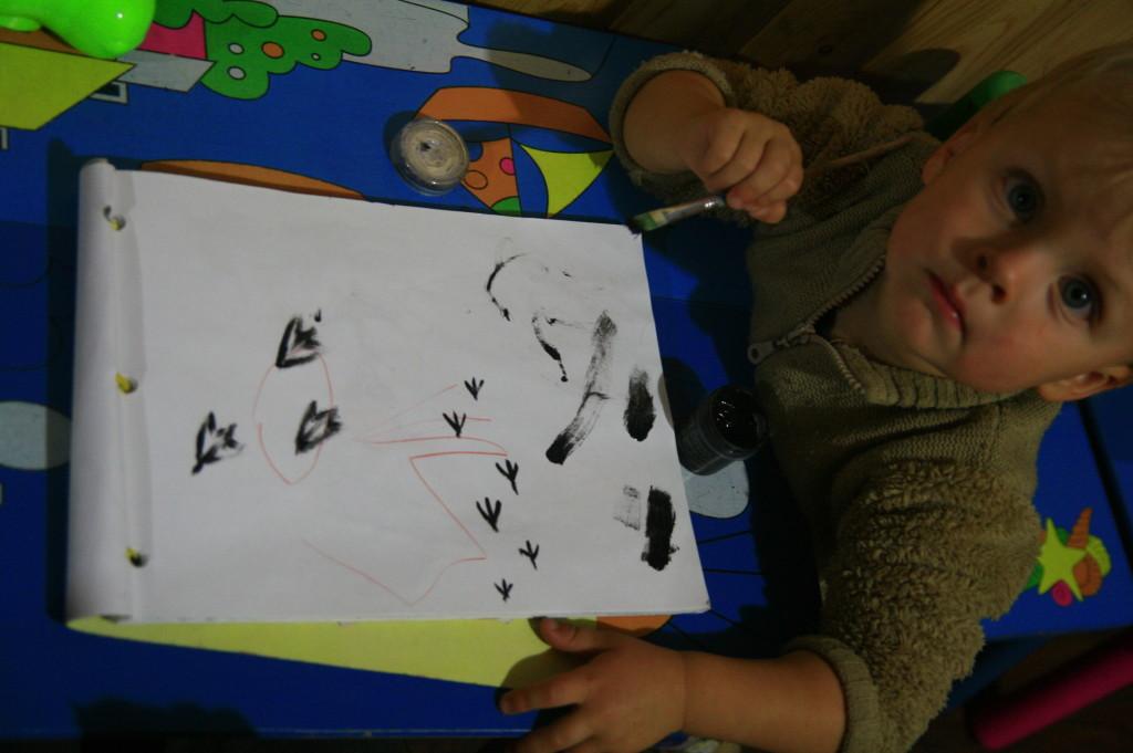 птицы тематическая неделя с ребёнком
