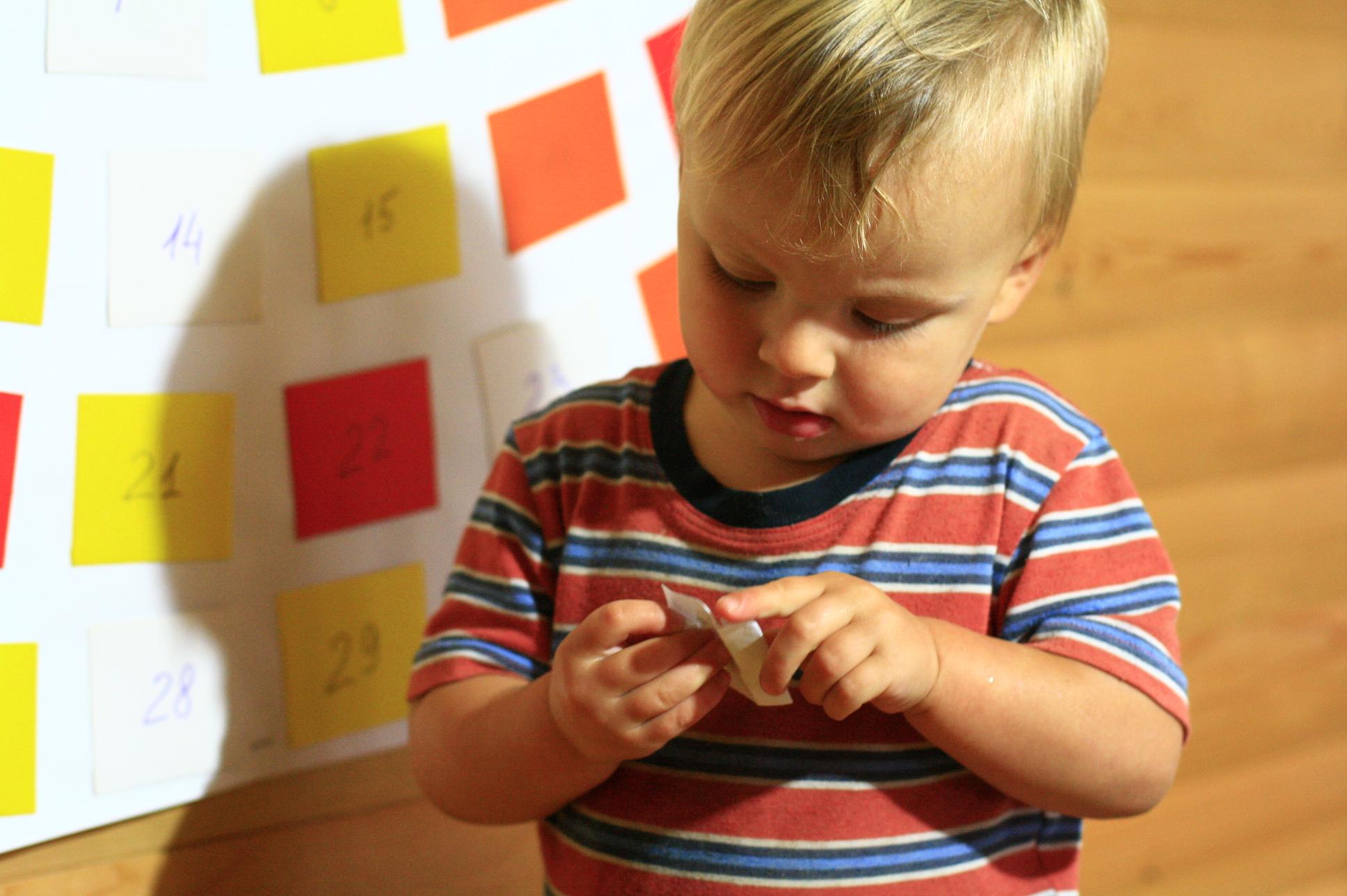 игры, занятия, сюрпризы для ребёнка на каждый день