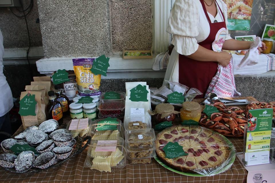 органические продукты Молдова
