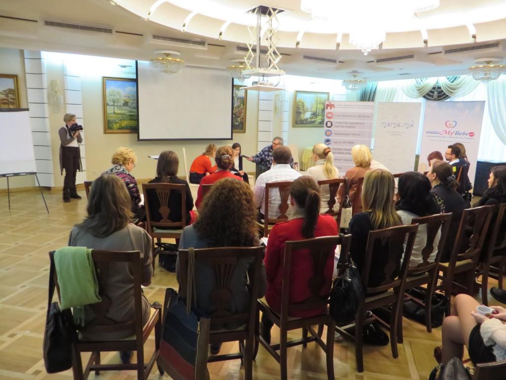 мастер-класс Оскара Бренифье в Кишинёве