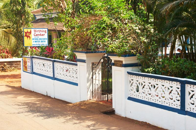 birthing center India Goa