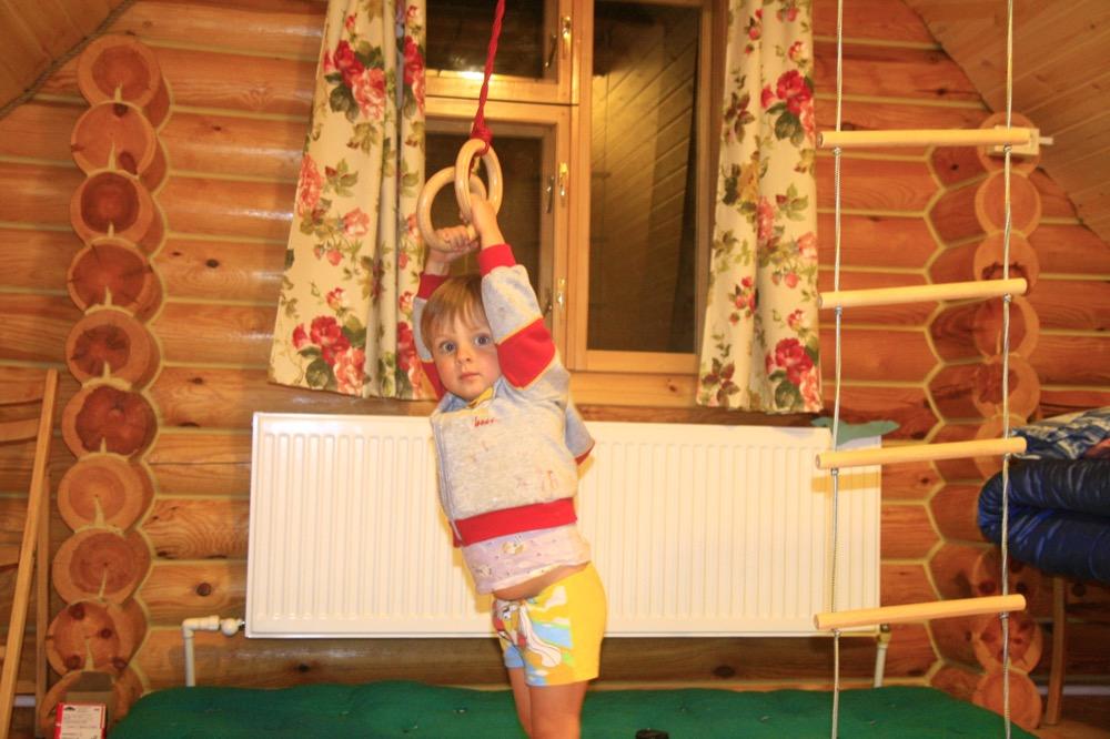 спортивная комната для мальчика