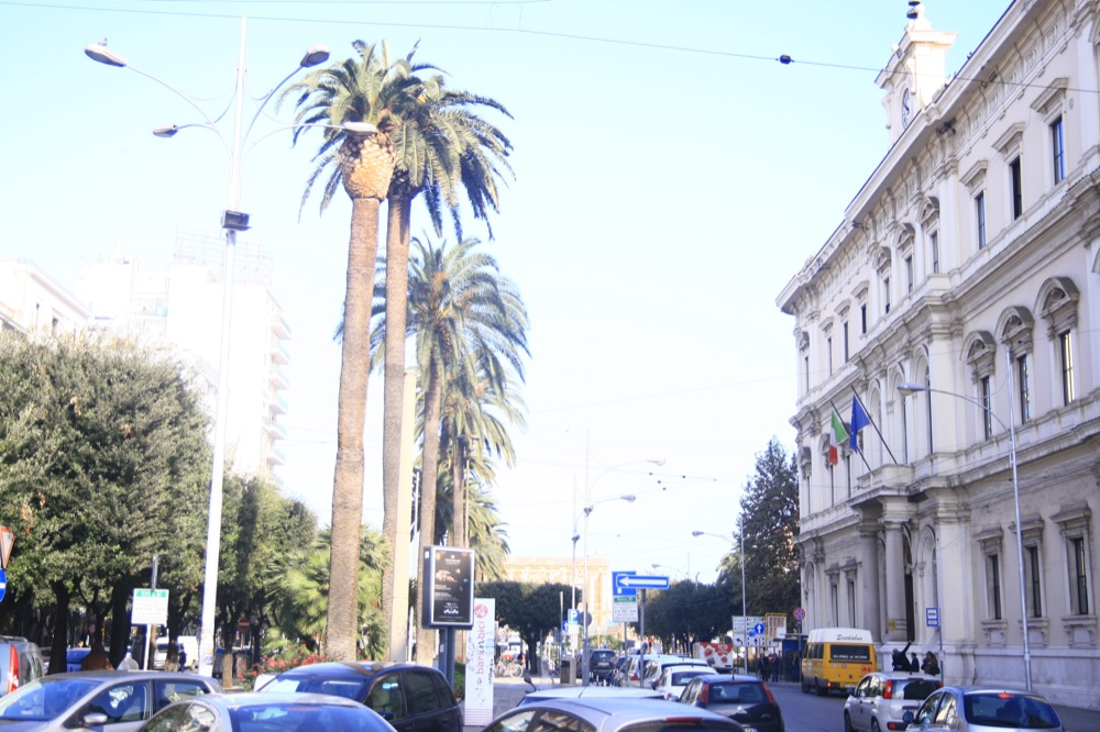 Бари центр улица