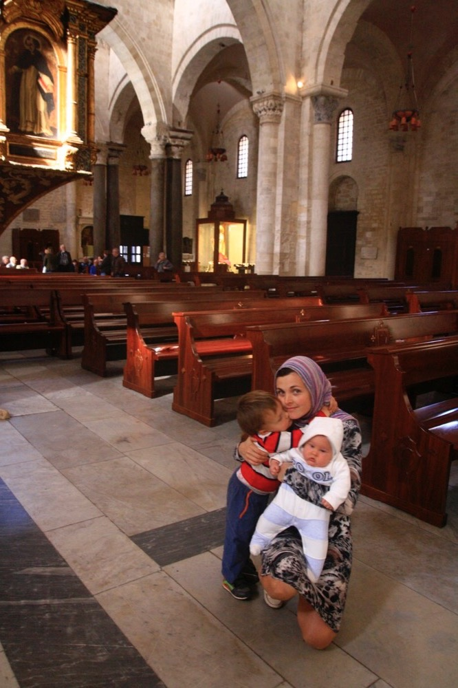 церковь San Nicola Бари