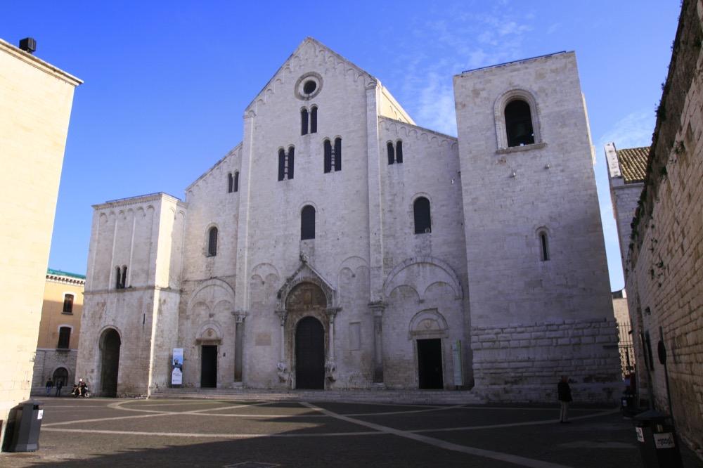церковь, Николая Чудотворца, Святого Николая, Бари, Италия