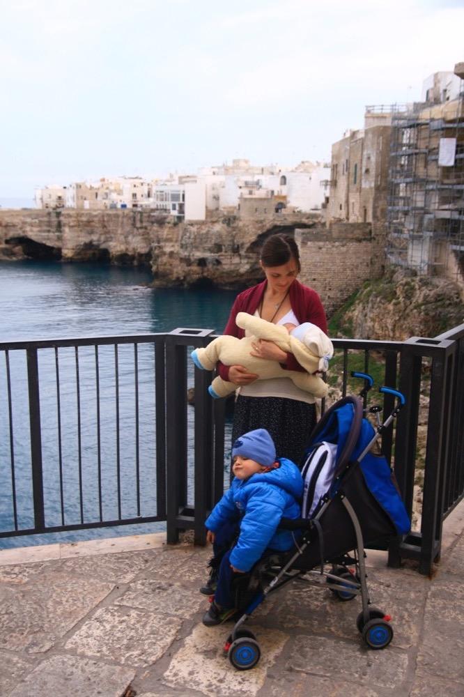 с детьми по Европе путешествие