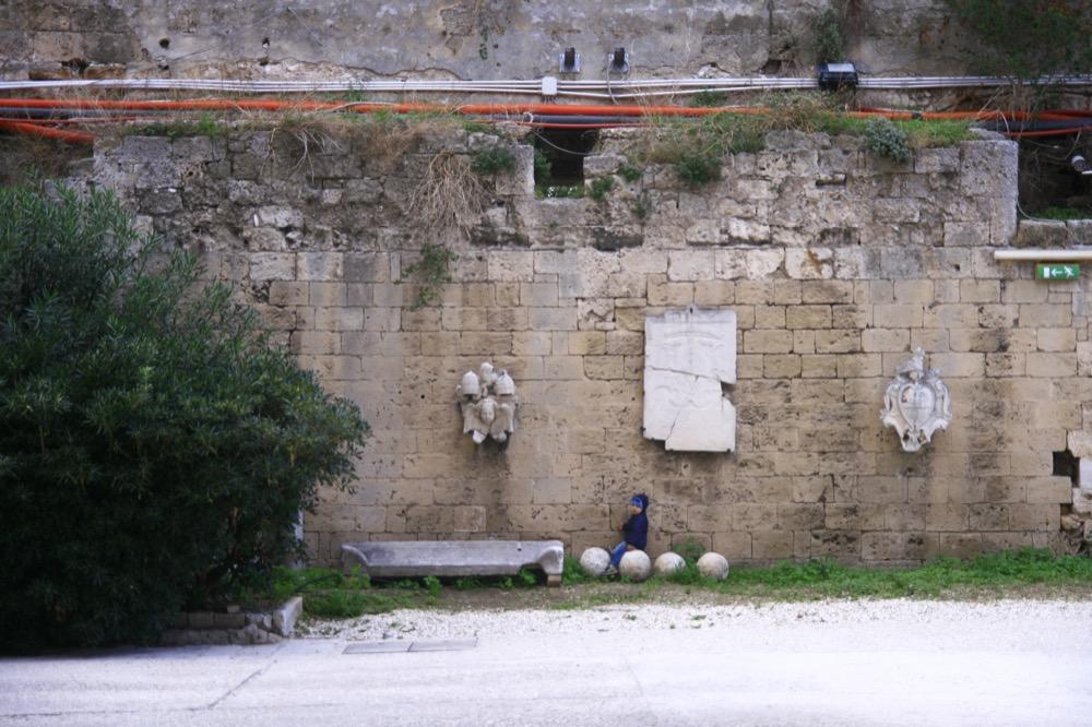 Замок Свево Бари