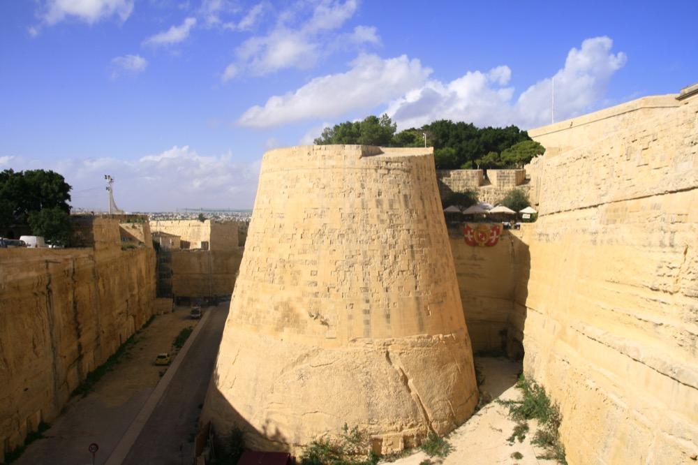 Валетта форт