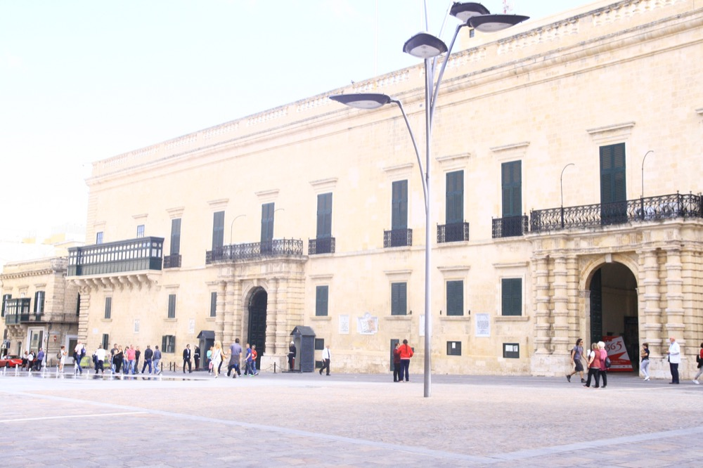 дворец великого магистра Валетта