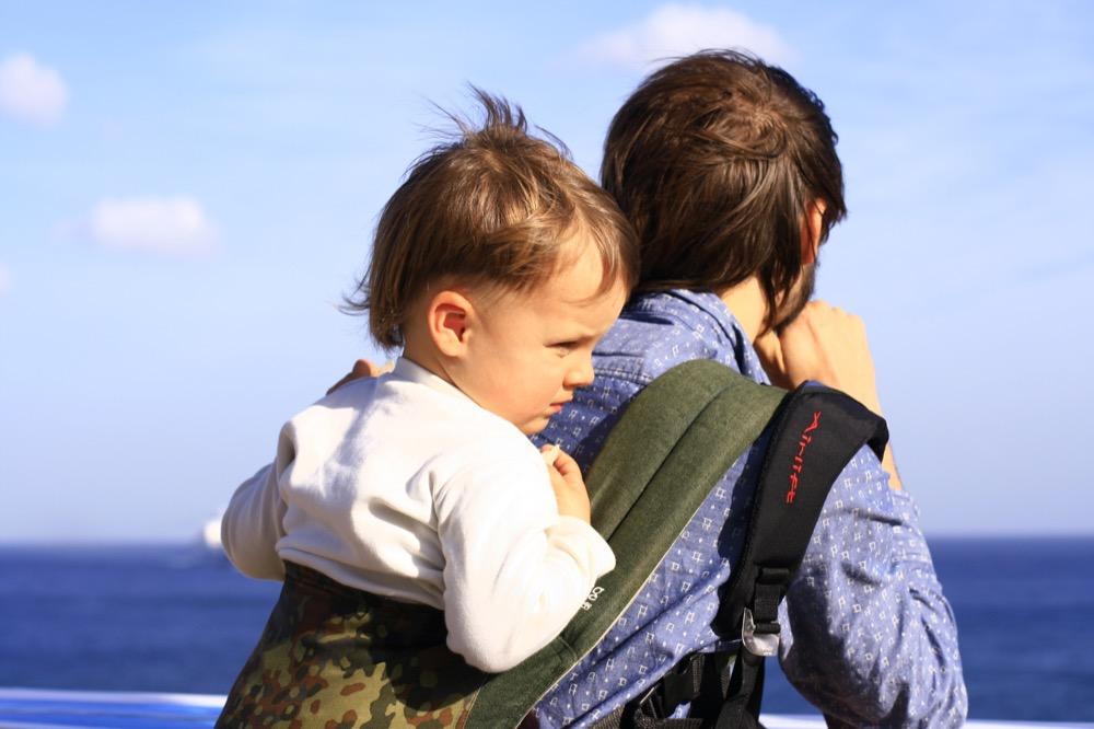 путешествие с ребёнком