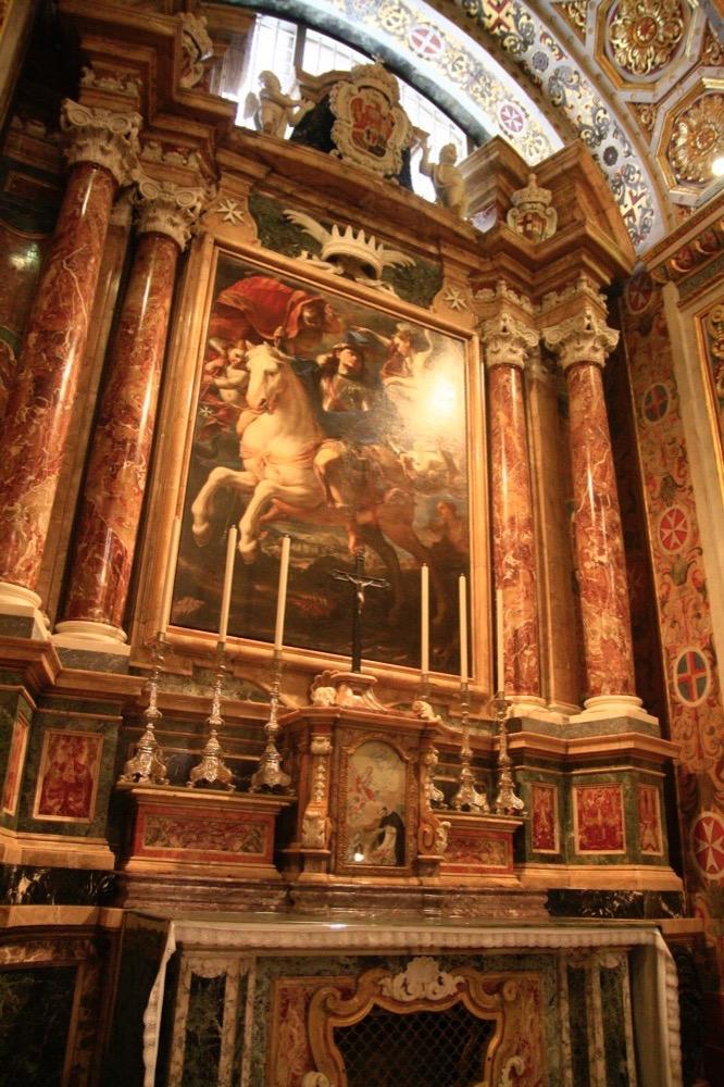 церковь святого иоанна Валетта