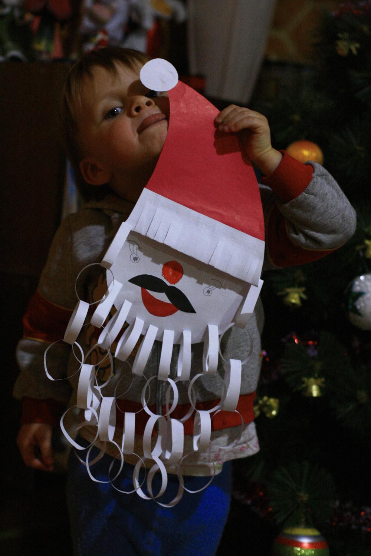 новогодние поделки с ребёнком идеи фото